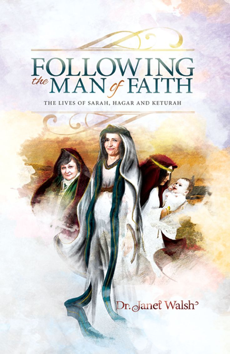 In Following the Man of Faith, Dr. Janet Walsh describes the relationships of Abraham with Sarah, Hagar, and Keturah; largely through their eyes. Spiritual lessons are presented that are particularly pertinent to ladies seeking to fulfill God's plan for their lives.