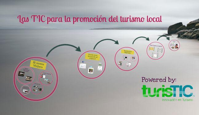Las TIC para la promoción del turismo local