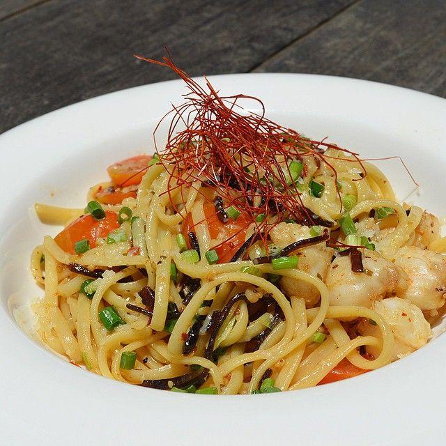Slipper Lobster & Kombu Pasta - One of the items from Artistry's revamped menu.