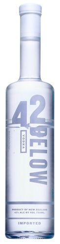 Buy 42 Below Vodka Online | New Zealand 42 Below Vodka