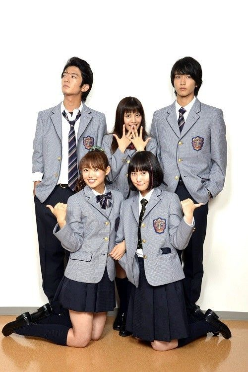 Itazura na Kiss the Movie ~High School-Hen~ - Trailer del live action in due parti - Sw Tweens