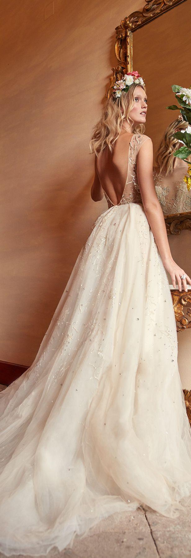 Galia Lahav Couture Bridal Rose Water Wedding Dress    #wedding #weddings #weddingday #weddingdress #weddingideas #weddingdresses #galialahav #couture #bride #bridal #weddingstyle #weddingfashion #bridalfashion