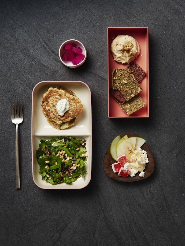 Tasty Tuesday · Flavour Punch Lunch - The Design Files