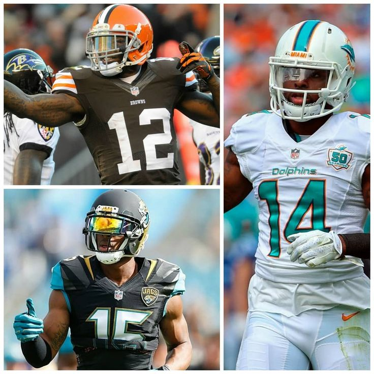 Some possible FA receivers the Eagles could go after are Jarvis LandryAllen Robinson or Josh Gordon 1. Jarvis Landry Trade/Cut vinny curry we have already seen Derek Barnett is good Also Jason Peters Darren Spoles Brent Celek could all retire to give us more cap 2. Allen Robinson Robinson is coming off a torn acl so he won't have the attention he would if he came off a monster year so we possibly could sign him to a cheap 1 year deal like alshon. 3. Josh Gordon Gordon played his first games…