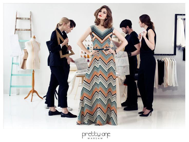 Długa sukienka