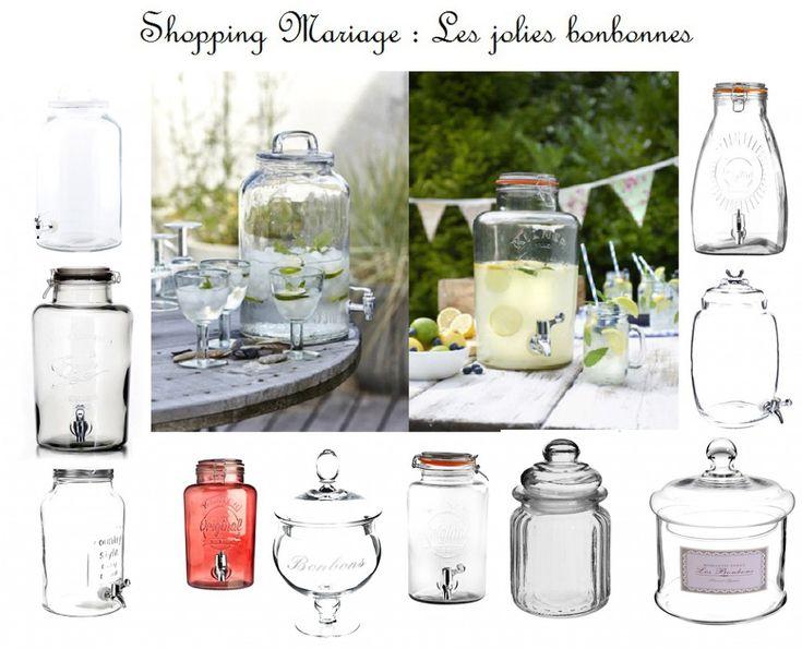 101 best shopping mariage images on pinterest basket baskets and bedrooms. Black Bedroom Furniture Sets. Home Design Ideas