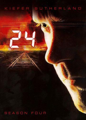 24: Season 4 [7 Discs] [Repackaged] [DVD]