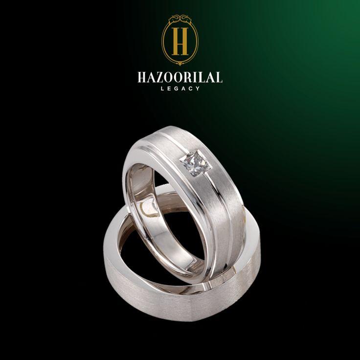 To show him he's special.  #HazoorilalLegacy #Hazoorilal #Jewelry #Diamond #Ring