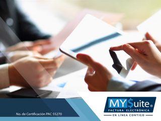 FACTURACIÓN ELECTRÓNICA. A través del portal de gastos de MYSuite, sus empleados podrán subir cualquier comprobante (CFDI) que les hayan generado con la confianza de que la aplicación está respaldada por las características de seguridad y alta disponibilidad de nuestra plataforma. Le invitamos a visitar nuestro sitio en internet http://www.mysuitemex.com/, para conocer todos los servicios que ofrecemos y cómo pueden beneficiar a su empresa. #facturaciónelectrónica