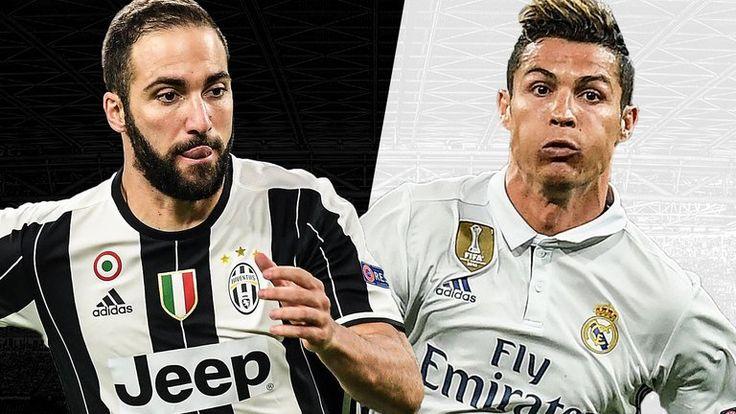 WATCH LIVE: Juventus – Real Madrid