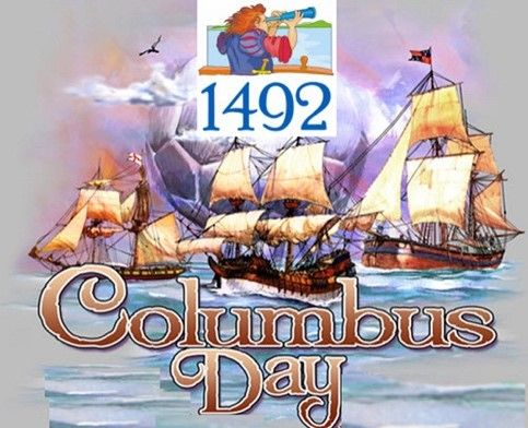 Columbus Day- On this day in 1492 Columbus sailed the ocean blue. #ICONEarlyPhaseServices #ColumbusDay #SailedTheOceanBl