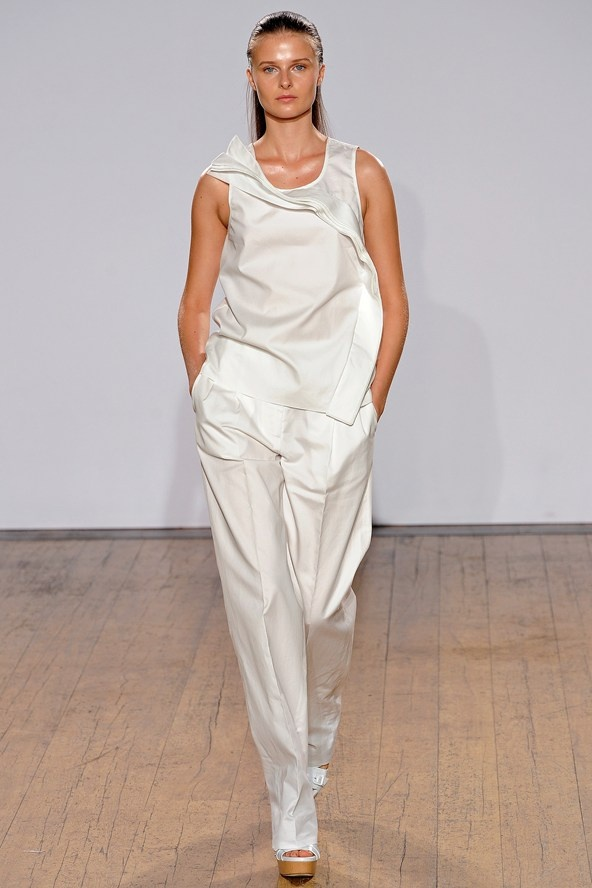 Nicole Farhi Spring-Summer 2013 Collection For Women