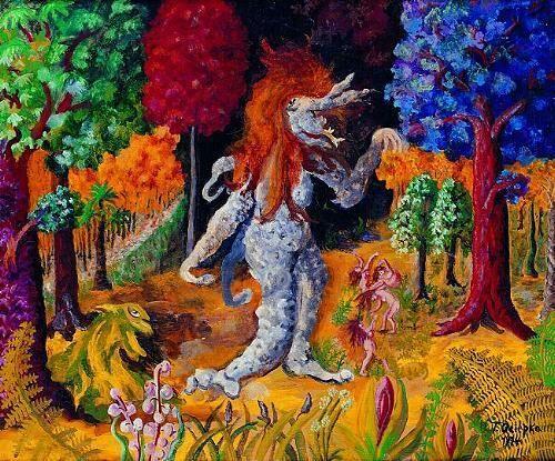 Duch lasu w duchu reegae – Teofil Ociepka (1974)