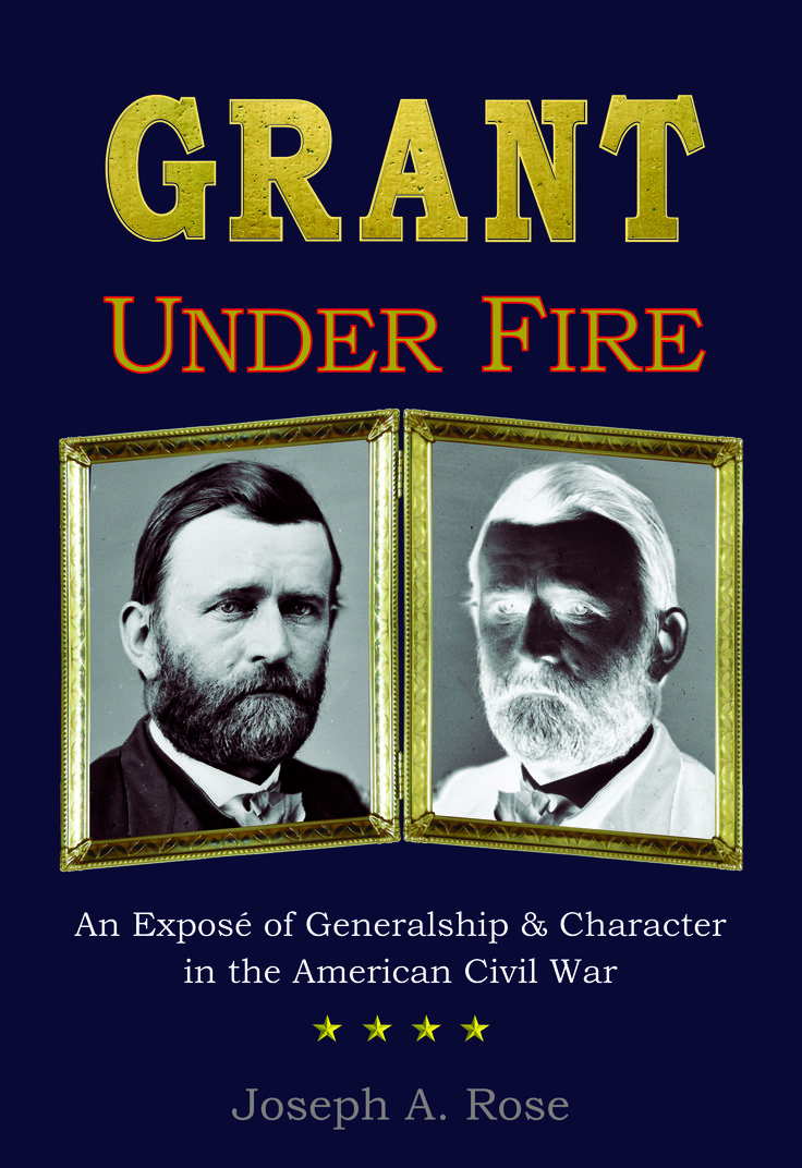 A groundbreaking new book that demolishes general ulysses