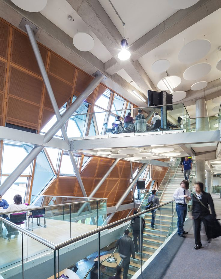 Gallery - Coventry University, Faculty of Engineering and Computing / Arup Associates - 3