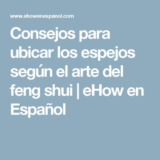 M s de 25 ideas incre bles sobre feng shui espejos en - Los espejos en el feng shui ...