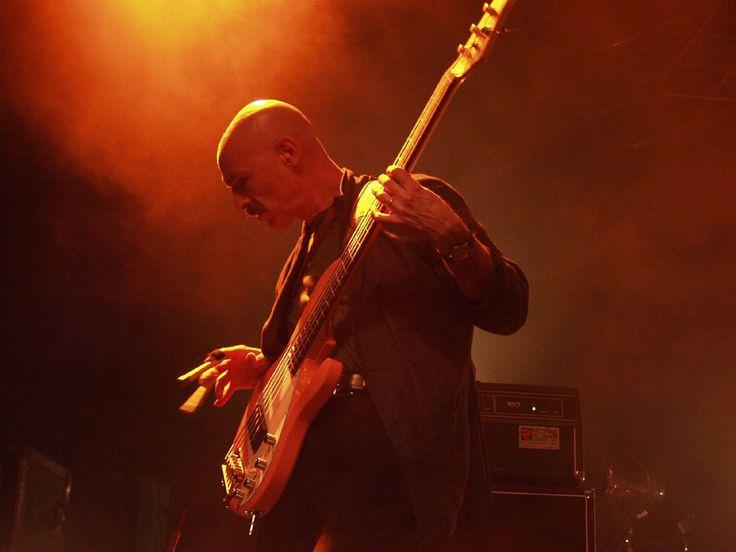 Tony Levin (Session Player) Peter Gabriel & Kate Bush