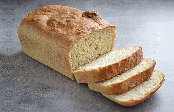Receita fácil de pão de minuto. Esse você vai fazer! :-P