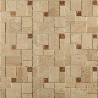 mosaic stone peel and stick tile instant mosaic stone peel and stick