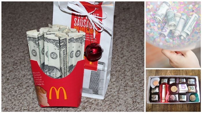 8 Totally Non-Awkward Ways to Gift Money | Diply
