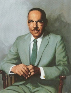 """Dr, Vivien Thomas- Heart Surgery Inventor, Medical Pioneer. Found out about him from the HBO movie, """"Something The Lord Made""""."""