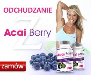 Acai Berries to nowoczesny suplement diety, który dzięki naturalnej formule przyśpiesza metabolizm i zwiększa spalanie kalorii