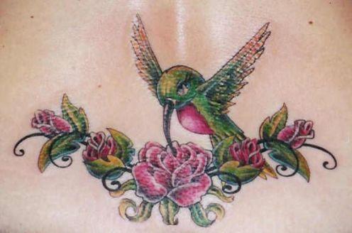Tatuajes de colibrí: diseños y significado 9.jpg (496×328)