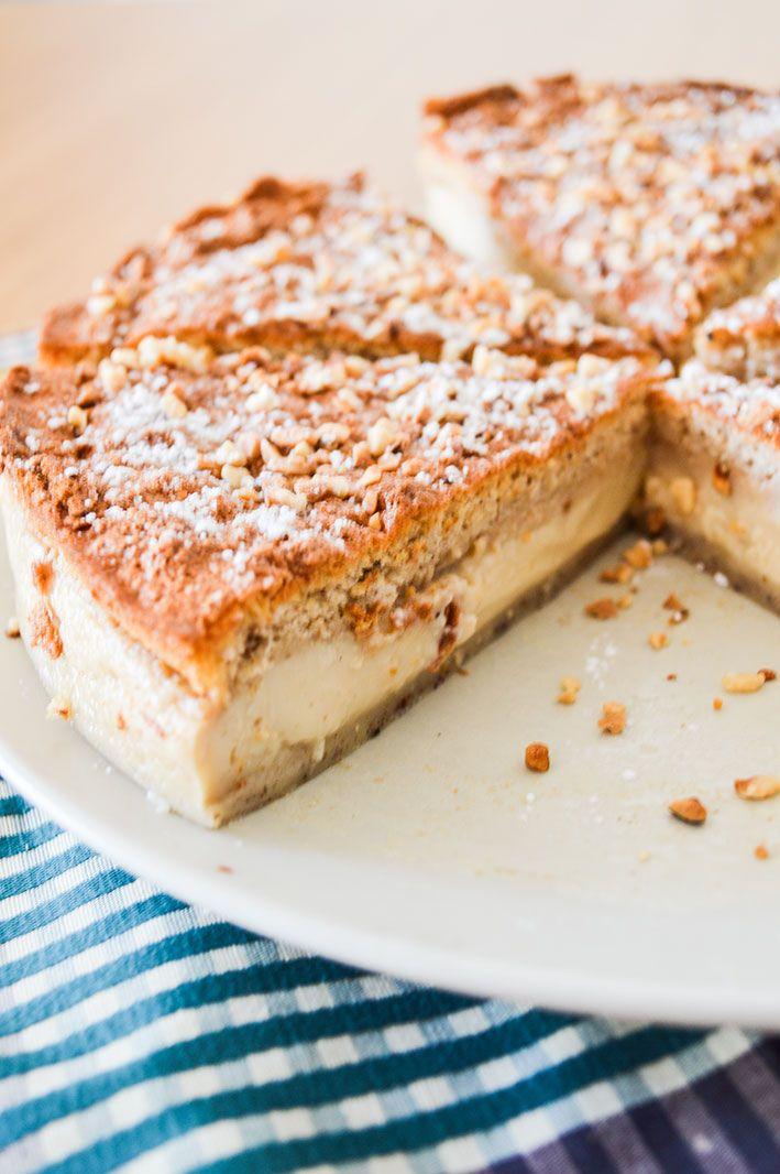 Gâteau magique au praliné | Amandise | Les gourmandises d'Amandine