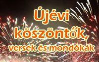 Óvodai versek - ünnepekre, témákra | Újévi köszöntők, mondókák