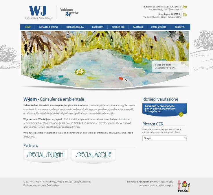 W-JAM Consulenza Ambientali www.w-jam.com