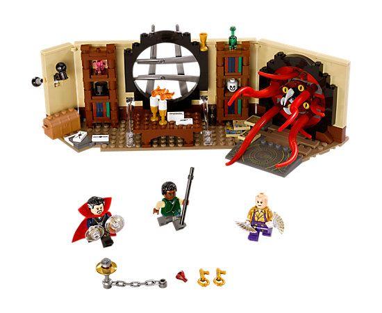 Doctor Strange's Sanctum Sanctorum | LEGO Shop