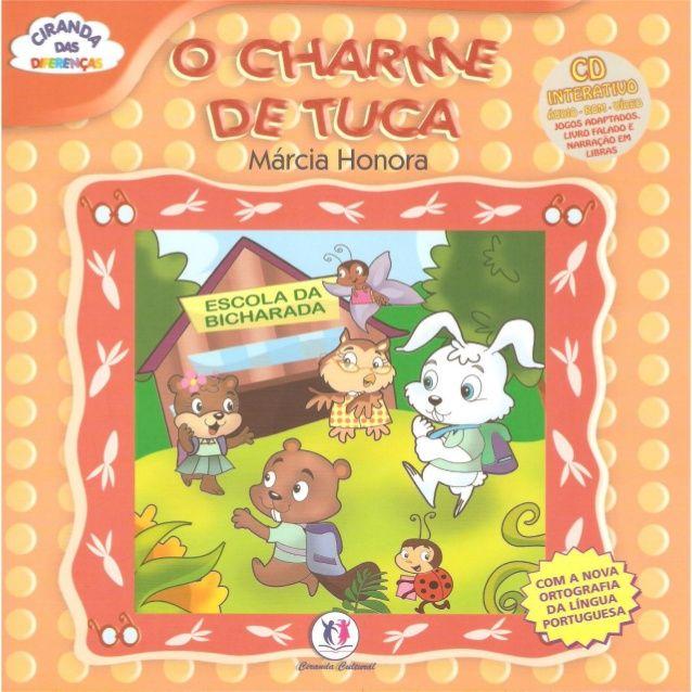 O charme de Tuca   – LITERATURA INFANTIL