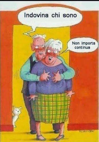 Ahahha! Le nonne!