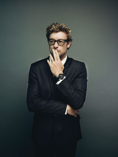 The Mentalist // Patrick Jane aka Simon Baker
