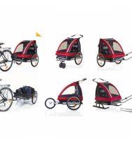 Ut på sykkeltur i vår været med Nordic Cab