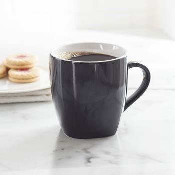 Maison Plus Java Stoneware Mug (Black)