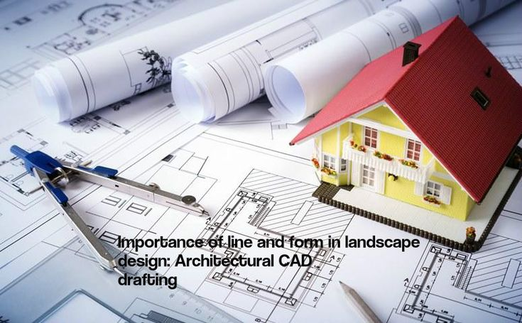 Importance Of Line And Form In Landscape Design: Architectural CAD Drafting (Continued 5) http://theaecassociates.com/articles/importance-of-line-and-form-in-landscape-design-architectural-cad-drafting-continued-5/