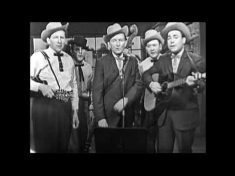 Flatt & Scruggs - I'm on My Way to Canaan's Land.  The roots of Bluegrass Gospel, the vocals of these gentlemen stack up like quilts on a bed: soft, warm, comforting sounds of home.
