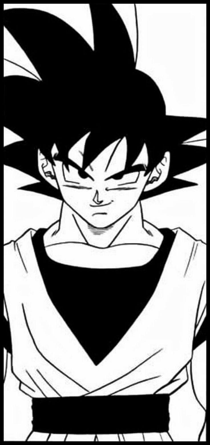 Ahh I love him! Goku!♡>//w// ᴗ