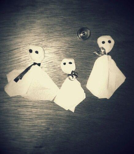 Fantasmitas  infantiles haloowen