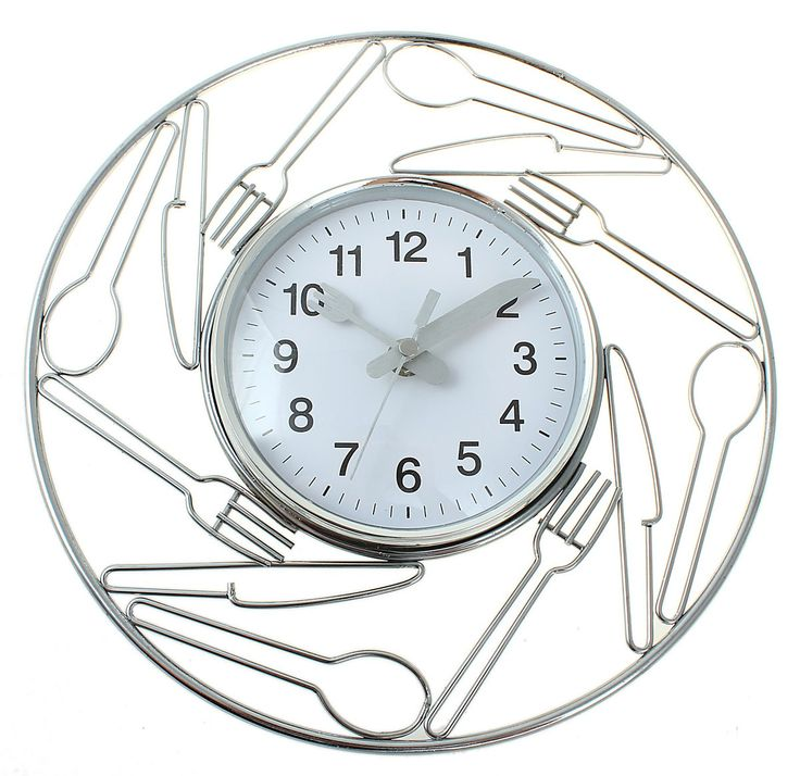 24 beautiful kitchen wall clocks - Designer Kitchen Wall Clocks