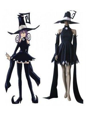 Soul Eater Blair Black Dress Halloween Costumes