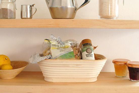 ドイツ/Bread basket/ブレッドバスケット(スタンダード) - 北欧雑貨と北欧食器の通販サイト| 北欧、暮らしの道具店