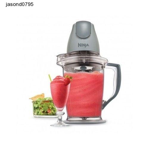 Healthy drinks Mixer Frozen Drink Blender 1 Ninja Food Processor Black parties  #Ninja