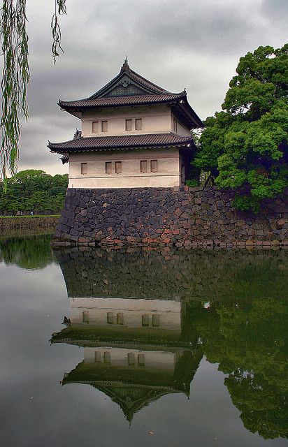 Imperial Palace Tokyo Japan  皇居、東京日本 by arie.eliens, via Flickr
