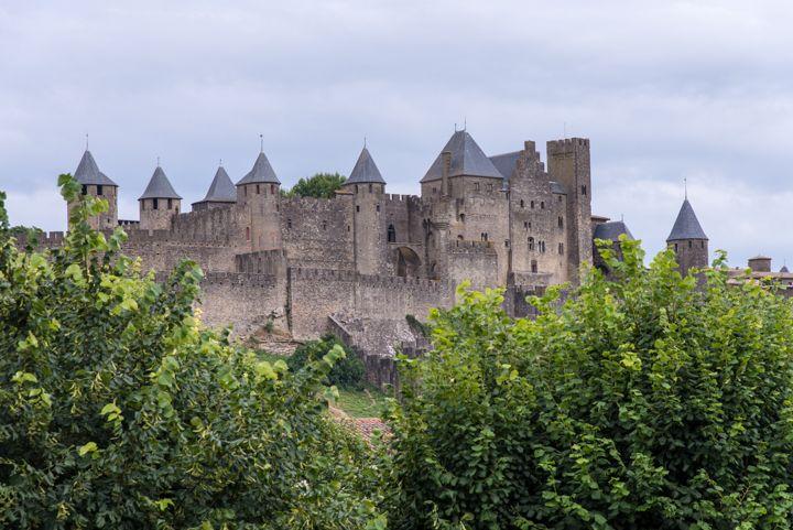 Carcassonne e o Cassoulet