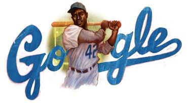 Google celebrates Jackie Robinson's 94th Birthday - it's hard to appreciate today the racism that he faced on daily, and the grace with which he met it.