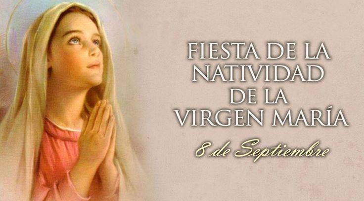 [VIDEO] Hoy se celebra la Natividad de la Virgen María, una invitación a la alegría