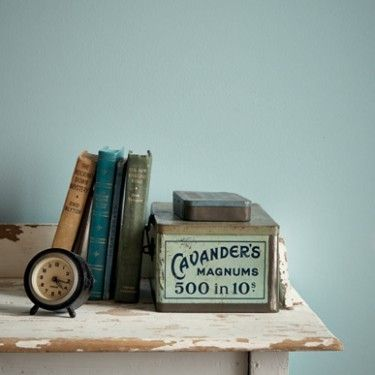 Blue Grass - Blues & Greys - Shop by colour - Paint | Fired Earth
