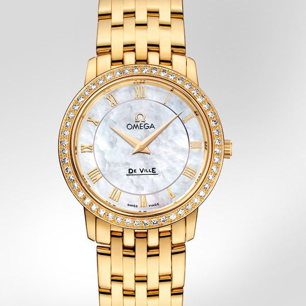 The Watch Quote: The Watch Quote: List Price and tariff for Omega - De Ville - Prestige - 413.55.27.60.05.001 watch